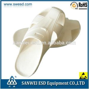 White Anti-Static Shoes ESD Cleanroom Shoes pictures & photos