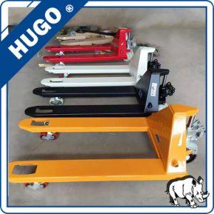 1 Ton Hydraulic Hand Pallet Truck Machine pictures & photos