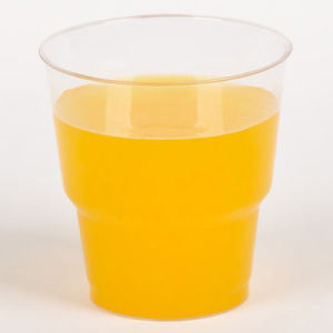 Tableware Plastic Cup Disposable Cup 8.5 Oz pictures & photos