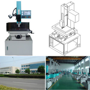 Creator Small Hole EDM Drilling Machine pictures & photos