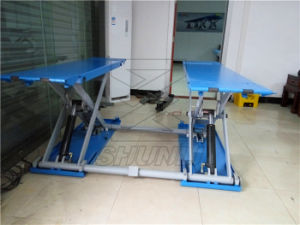 3000kg Low Rise Lift pictures & photos
