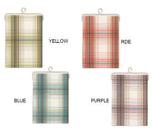 Kitchenware Plaid Woven Fabric Tablecloth pictures & photos