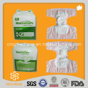 3D Leak Guard Color Disposable Baby and Adult Diaper Suppliers pictures & photos