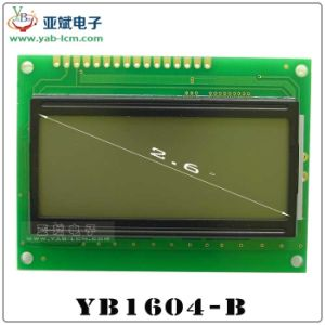 1604 DOT Matrix Display, Monochrome Liquid Crystal Display Module