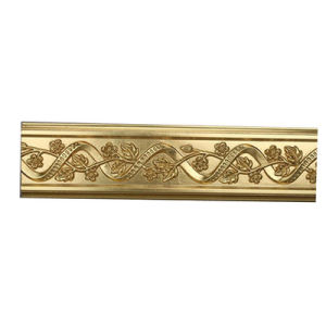 Polyurethane Cornice Moulding/PU Flexible Moldings Cornice From China Manufactory pictures & photos