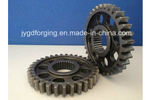 Precision Casting SAE1045 Steel Spur Gear pictures & photos