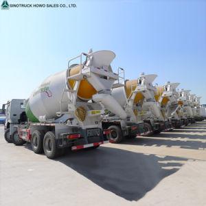 Sinotruk 4X2 5m3 6m3 Small Cement Mixer Concrete Mixer Truck pictures & photos