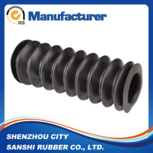Heat Resisting Elastic Telescopic Rubber Sleeve pictures & photos