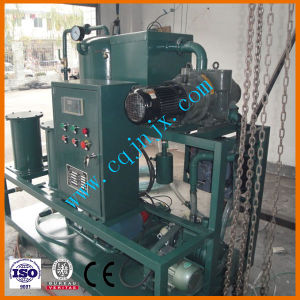 One-Stage Waste Black Vacuum Transfomer Oil Centrifuging Machine pictures & photos