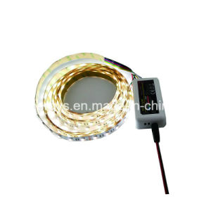 DC24V 5050 SMD RGBW+Ww 60LED/M LED Strip Light pictures & photos
