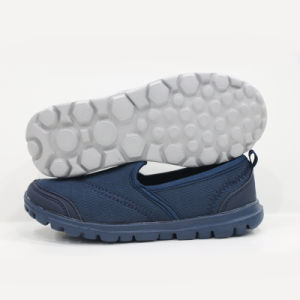 Comfortable Dress Shoes Custom Design Black Men Sports Shoe pictures & photos
