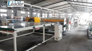 PMMA ABS Co-Extrusion Sanitary Ware Bathtub Sheet Board Making Machine pictures & photos