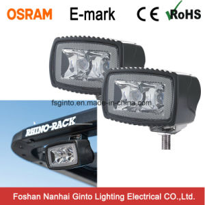 Emark Waterproof 10W Osram Spot/Flood LED Work Light (GT1012-10W) pictures & photos