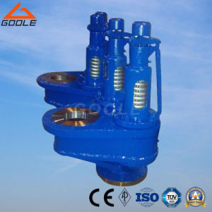 Double Port Full Lift Pressure Safety Relief Valve (A357Y) pictures & photos