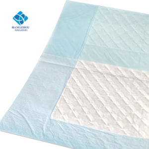 Disposable Lady Maternity Medical Underpad Bed Mat for After Birth Hospital Use pictures & photos