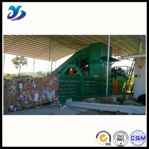 Environmental Protection Horizontal Machine for Rice Straw pictures & photos