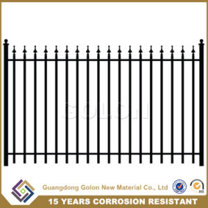 High Quality Aluminum Steel Garden Fence pictures & photos