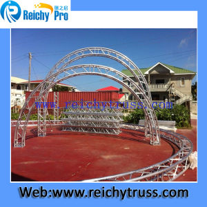 Aluminum Stage Truss, Roof Trusses, Circle Roof Truss Systems pictures & photos
