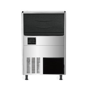 420W 304 Stainless Steel Cube Ice Machine for Commercial Use pictures & photos