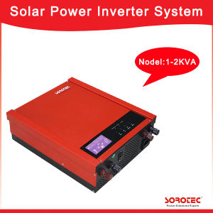High Frequency Solar Power Inverters / 40A PWM Solar Based Inverter pictures & photos