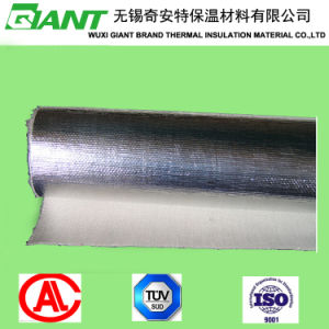 Aluminum Foil Fiberglass Cloth Laminated pictures & photos