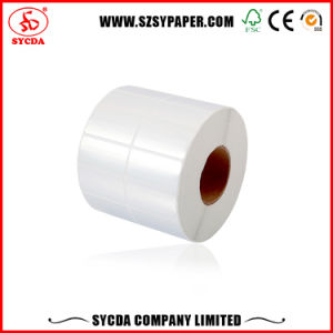 Printing Clearly Quality Thermal Self Adhesive Label Paper pictures & photos