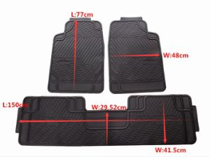 (BT 102-86) PVC Car Mats (Client Item Number: EVO 1003N and AR1003B) pictures & photos