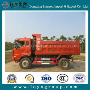 Sinotruk Cdw 190HP 4X2 Dump Truck for Sale pictures & photos