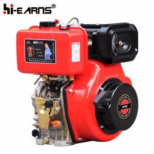 14HP Recoil Start Keyway Shaft Diesel Engine (HR192FB) pictures & photos