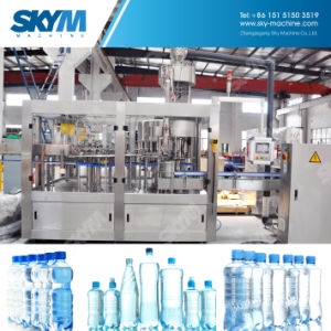 Automatic Beverage Bottled Water Bottling Machine pictures & photos