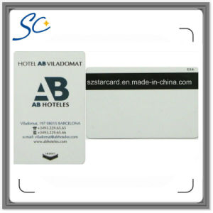 RFID Hi-Co/Lo-Co Blank Magnetic Stripe Card for Club pictures & photos