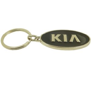 Factory Custom Colors Enamel Keychain pictures & photos
