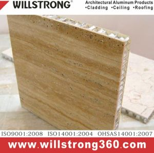 Willstrong Aluminum Honeycomb Panel Ahp for Wall Cladding pictures & photos
