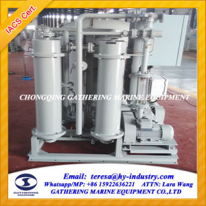 Ec Approved 2000L/H Oily Water Separator pictures & photos