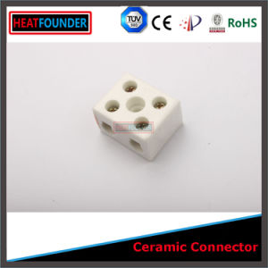 2 Way 25A Ceramic Wire Connector (32X28X20mm) pictures & photos