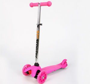 Good Price Big Wheel Kick Scooter 200mm Wheel Scooter pictures & photos