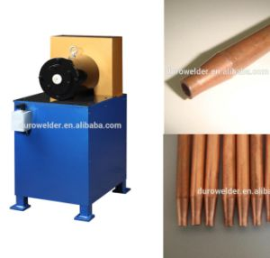 Hot Selling Automatic Copper Tube Mouth Reducing Machine pictures & photos