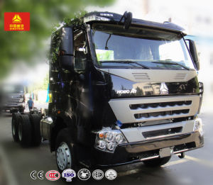 Sinotruk HOWO A7 420HP 6X4 Tractor Head pictures & photos
