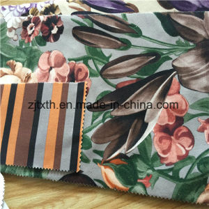 2016 New Flower Print Fabric pictures & photos