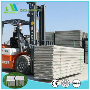 Light Weight Precast Fiber Cement EPS Sandwich Wall Panel pictures & photos