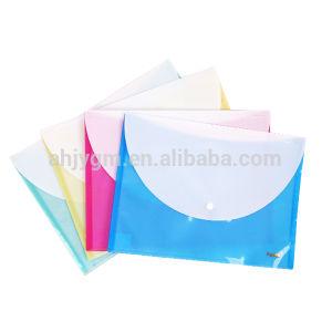 Good Quality A4/Lt/FC Double Pocket Document File Bag pictures & photos