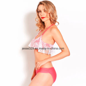 Fashion Sexy Two-Piece Swimwear (QG-6103M) pictures & photos