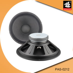 12 Inch Professional Woofer PAS-0212 pictures & photos
