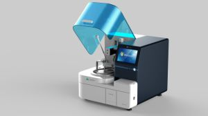 Seven Minutes Rapid Test Flash Direct Chemiluminescence Immunoassay Analyzer pictures & photos