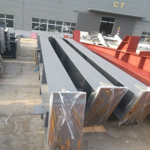Heat Insulation Steel Frame Warehouse pictures & photos