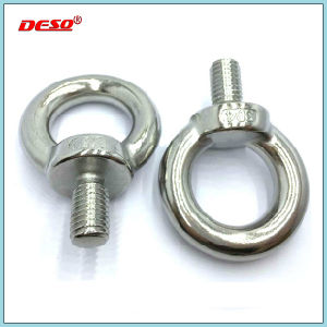 304/316 Steel Bolt and Eye Nuts pictures & photos