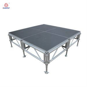 Professional Design Aluminum Assemble Stages Outdoor Concert Stage pictures & photos