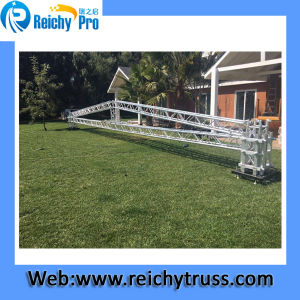 Outdoor Square Aluminum Spigot Truss with Roof pictures & photos