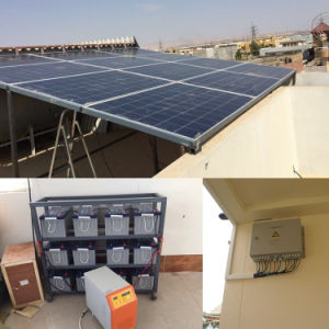 5000W off Grid Eolic Solar System Energy pictures & photos