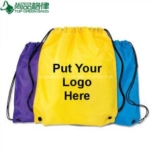 Drawstring Backpacks, Sports Bags, Drawstring Knapsack (TP-BP033) pictures & photos